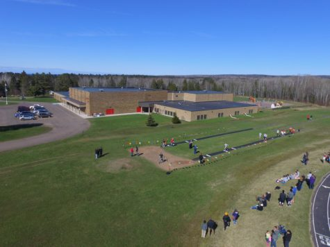 Track Meet: Drone Control