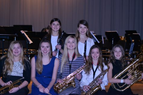 MS All-Conference Band