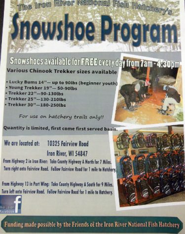 Snowshoe Program!