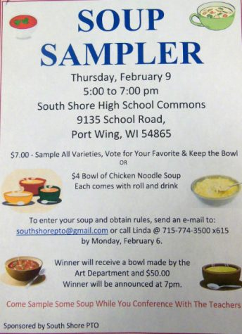 South Shore Soup Sampler