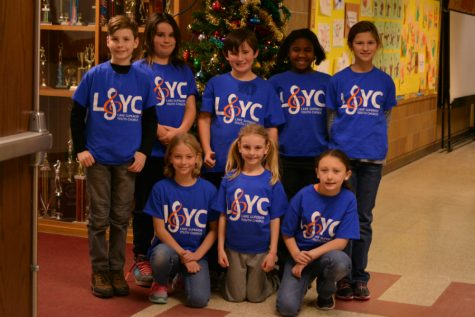 Singin' In The Winter: South Shore participates in LSYC