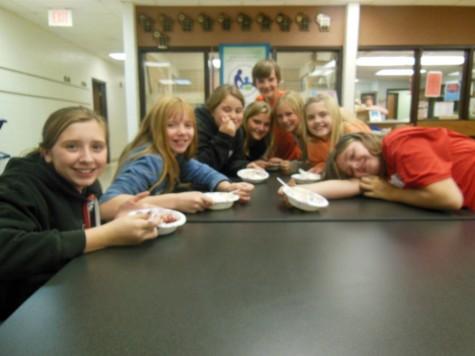 Elementary Ice Cream Social