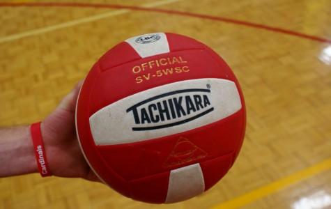 Volleyball Recap/Captain's Corner