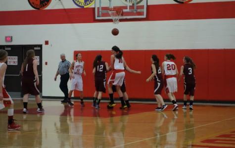 High School Girls Basketball Season Opener!
