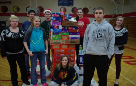 Food Drive is Success!!