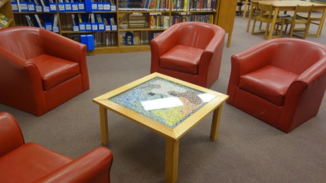 POCOHO table in libary