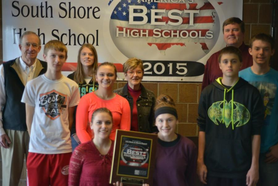 America's Best High Schools Award