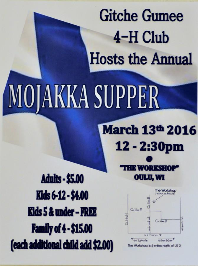 Mark your calendars for some great food & a good cause!