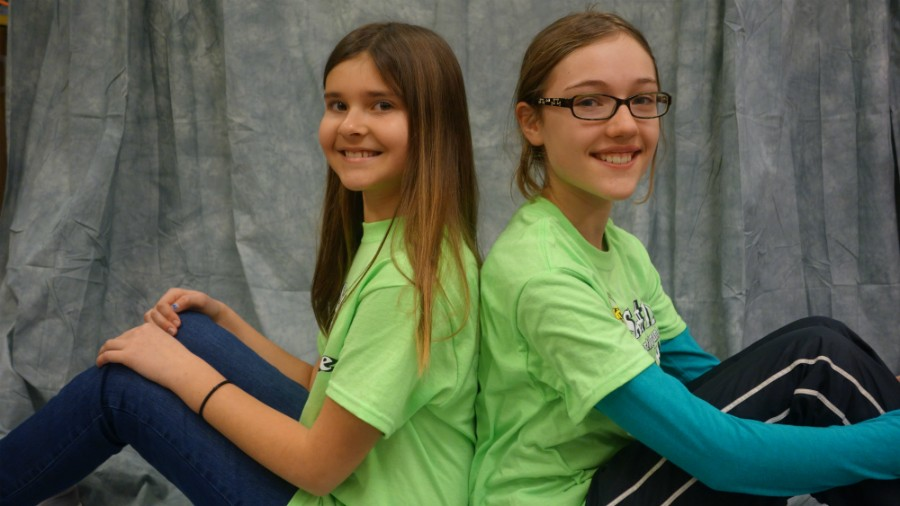 Leila Tuura & Quinn Soltis traveled to CESA 12 in Ashland to compete in the regional spelling bee.