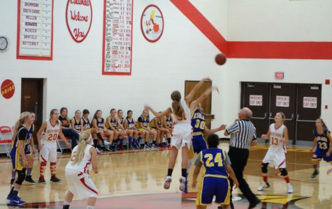 Middle School Girls' Basketball Starts Off Strong