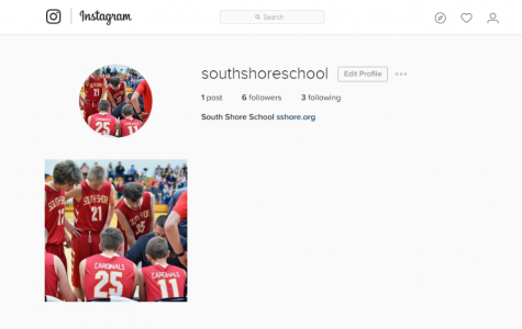 Follow the South Shore Instagram Account!