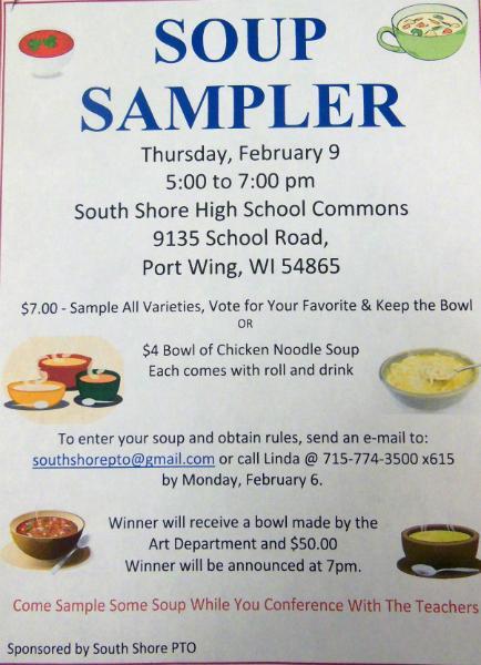 South Shore Soup Sampler