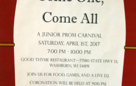 Get Your Prom Tickets Now!