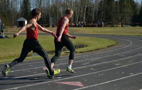 High School Track Kicks Off