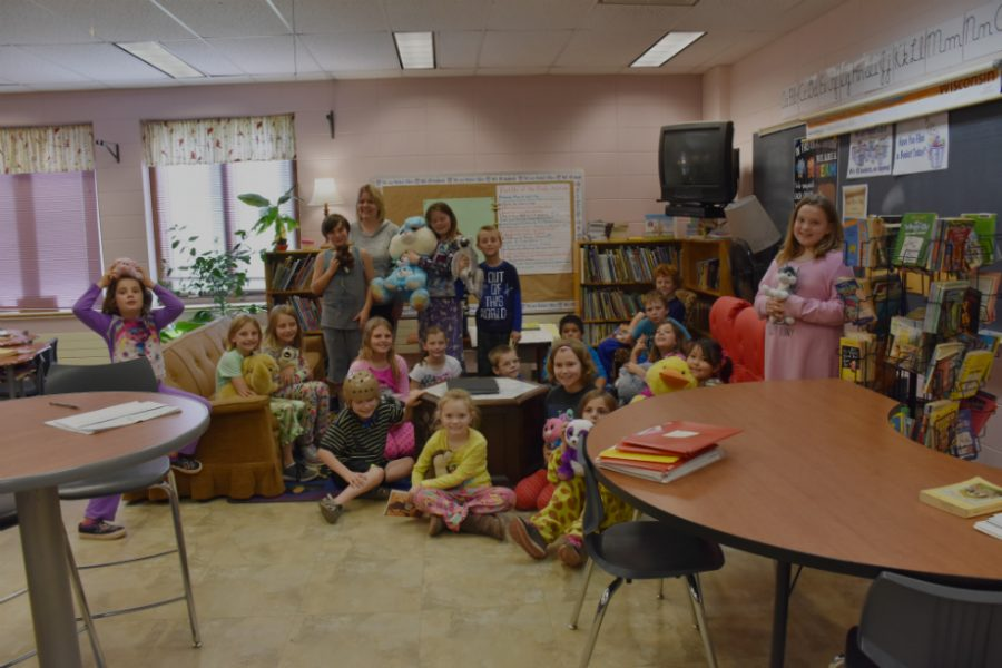 3rd & 4th Grade Earn a Pajama Day!
