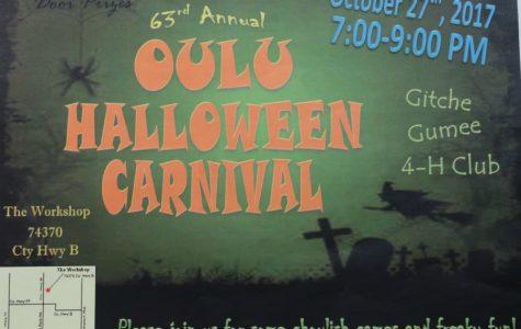 Oulu Halloween Carnival