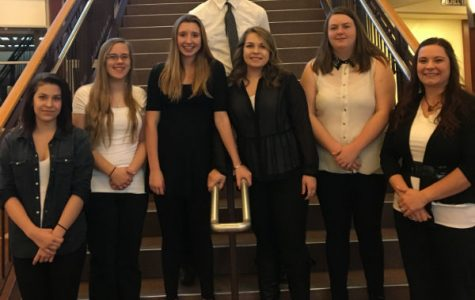 Students Travel to Northwestern to Participate in the NWMA All-Conference Honors Band