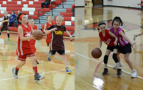 Young Athletes Get Their Chance on the Floor!