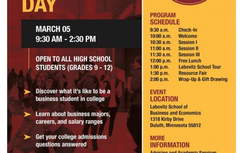 UMD Business Day