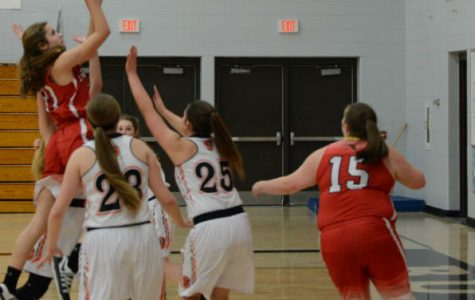 Girl's Basketball Beats Butternut in Second-to-Last Conference Game