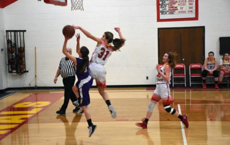 Cardinals Crush LumberJills on Parents Night