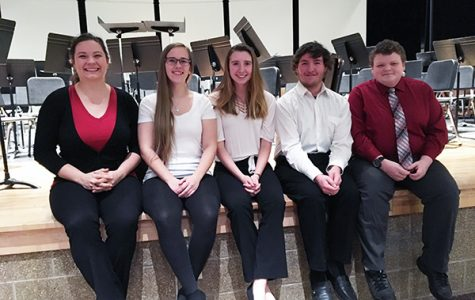 NWMA All Conference Band