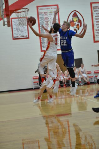 Cardinals Power Past Lake Holcombe For Their First Win