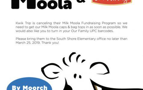 The PTO needs your Milk Moola!