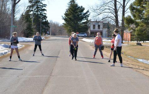 Spring Athletics Underway