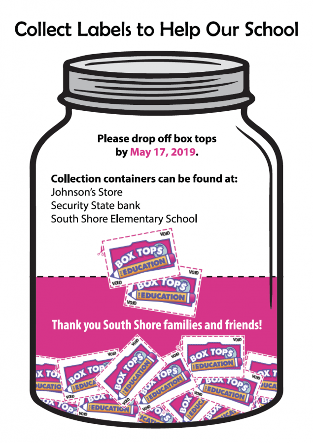 Get your Box Tops in!