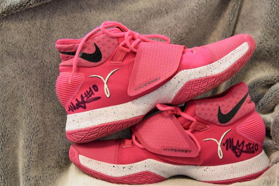 Megan+Gustafson+Signed+Shoes