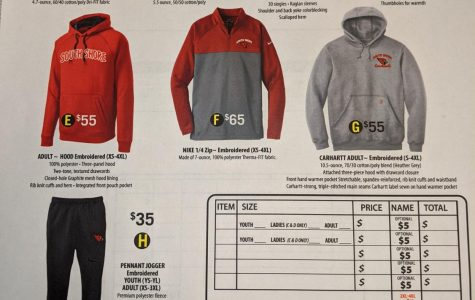 Order your South Shore Apparel!