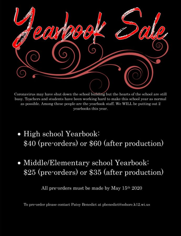 Yearbooks Are Now Available For Pre-Order