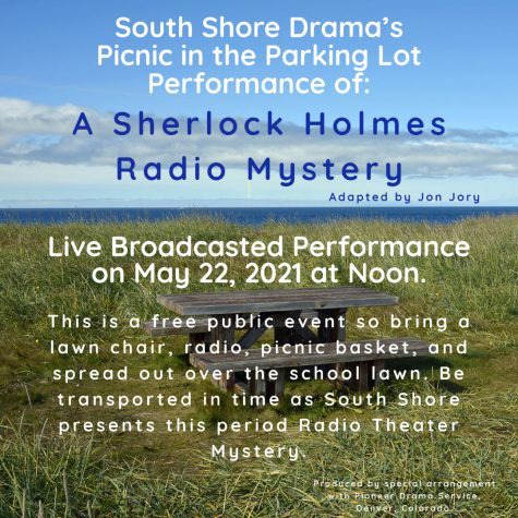 "South Shore Drama Presents, ""A Sherlock Holmes Radio Mystery"""